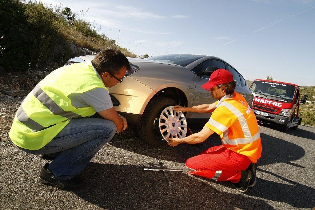 Seguro asistencia carretera