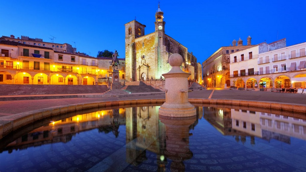 Caceres ciudades más seguras España