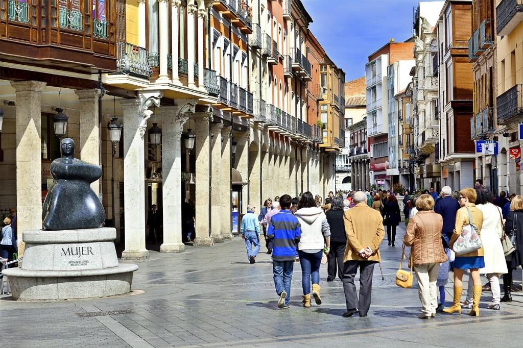 Ciudades más seguras de España