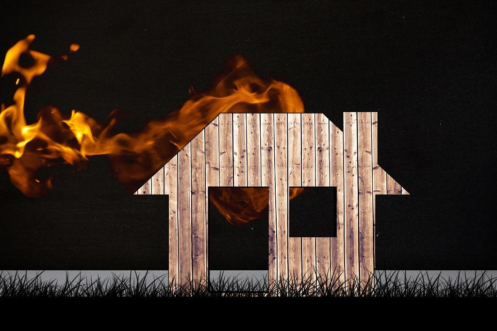 incendios y el seguro del hogar